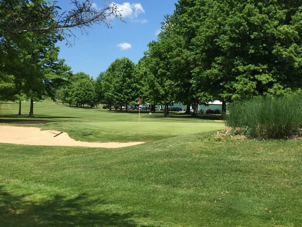 Chautauqua Golf Course Pic