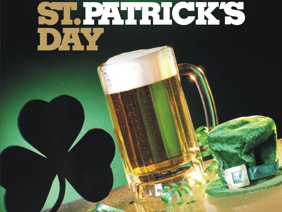 Make your own st patrick's day drinks