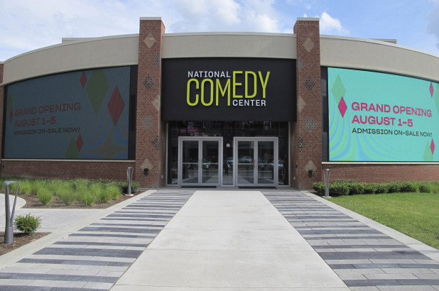 ERA TEAM VP JOINS THE NATIONAL COMEDY CENTER AS THE